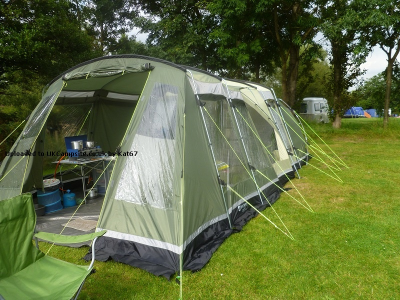 Outwell Oakland XL Front Awning Tent Extension Reviews And Details