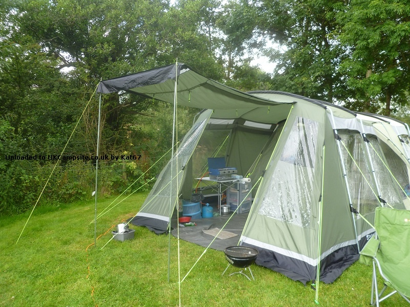 If ... & Outwell Oakland XL Front Awning Tent Extension Reviews and Details