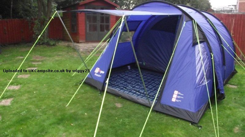 If ... & Hi Gear Rock 4 Tent Reviews and Details