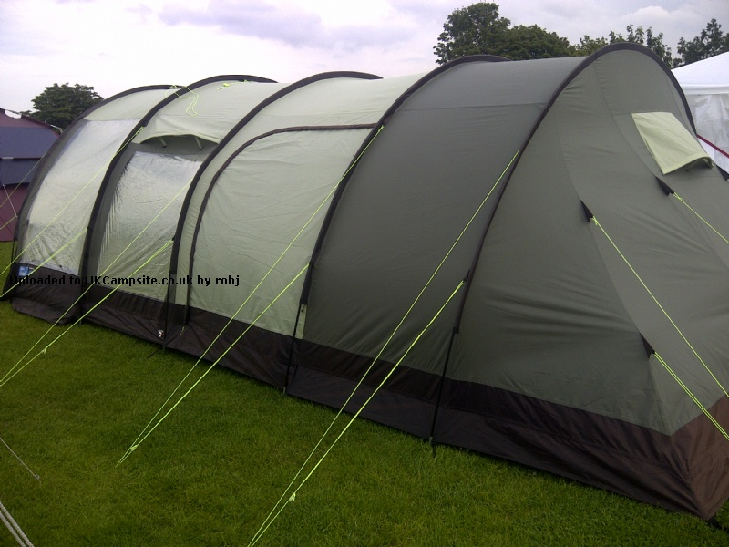 Member Uploaded Images - click to enlarge & Kampa Carbis 5 Tent Reviews and Details